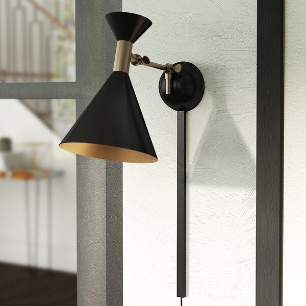 Yorba Swing Arm Lamp by Langley Street