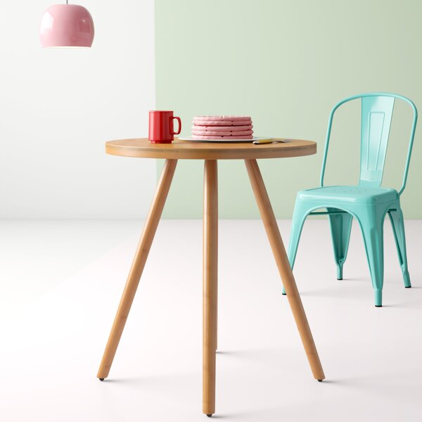Trevino Solid Wood Dining Table by Hashtag Home