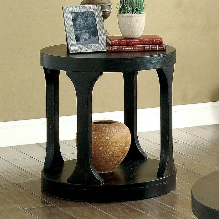Terrific Goetz End Table Short Links Chair Design For Home Short Linksinfo