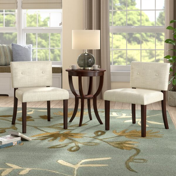 Silvia 3 Piece Living Room Set by Winston Porter