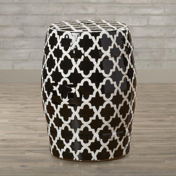 Hosea Ceramic Garden Stool by Zipcode Design