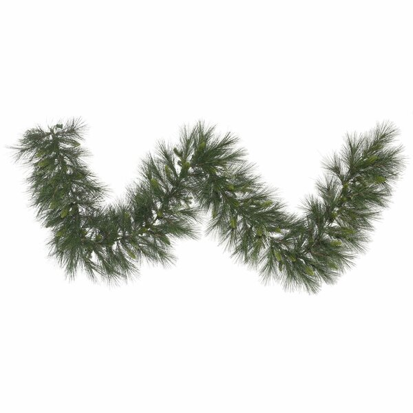 Spencer Mixed Pine Garland by The Holiday Aisle