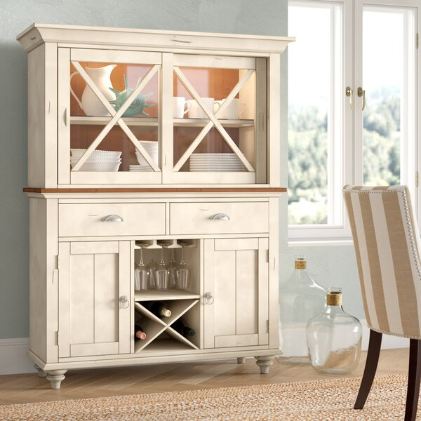 Bridgeview China Cabinet By Beachcrest Home Find