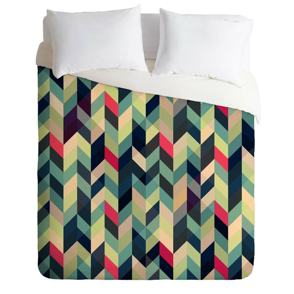 Frontage Arise Lightweight Duvet Cover by Corrigan Studio