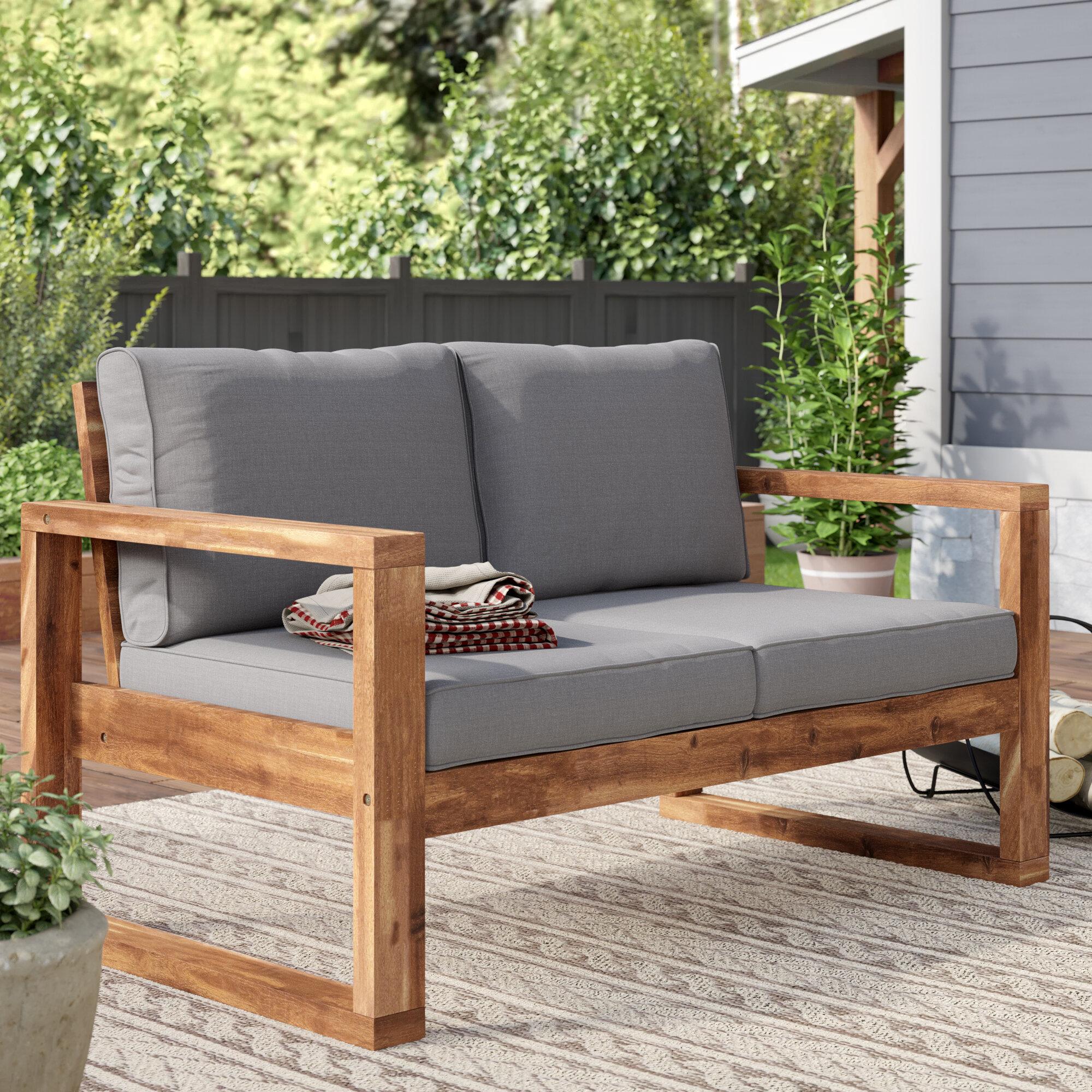 Outdoor Sofas Loveseats On