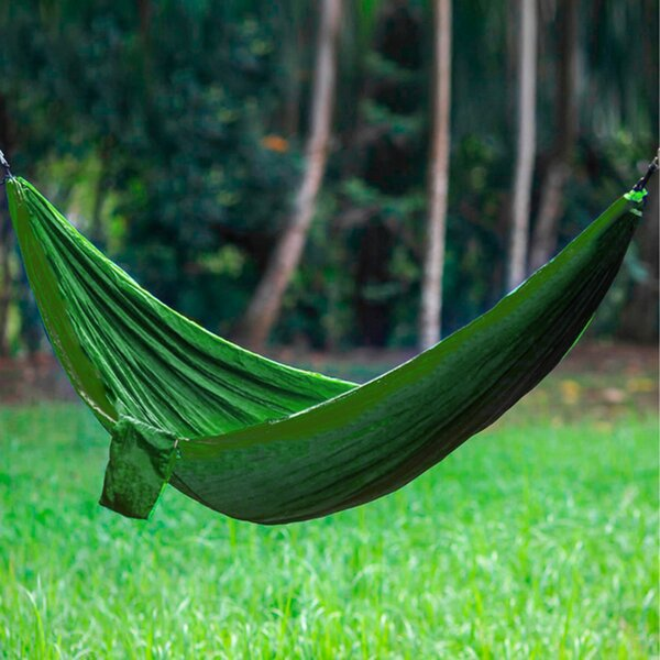 Karley Sports Force Double Camping Hammock by Freeport Park