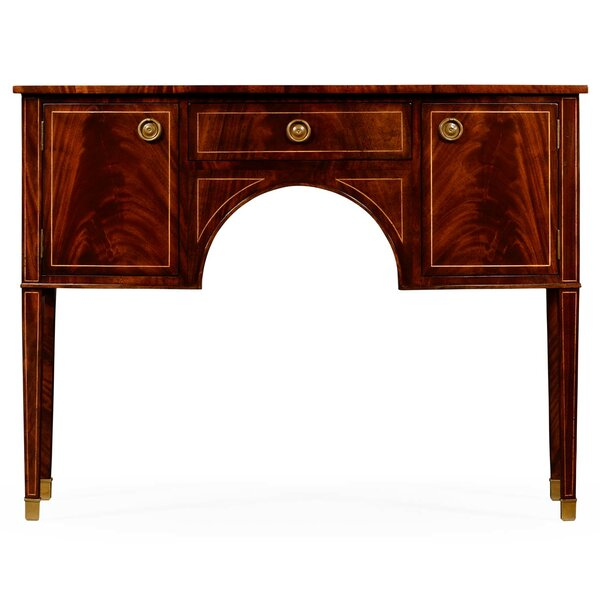 Small Regency Buffet Table by Jonathan Charles Fine Furniture Jonathan Charles Fine Furniture
