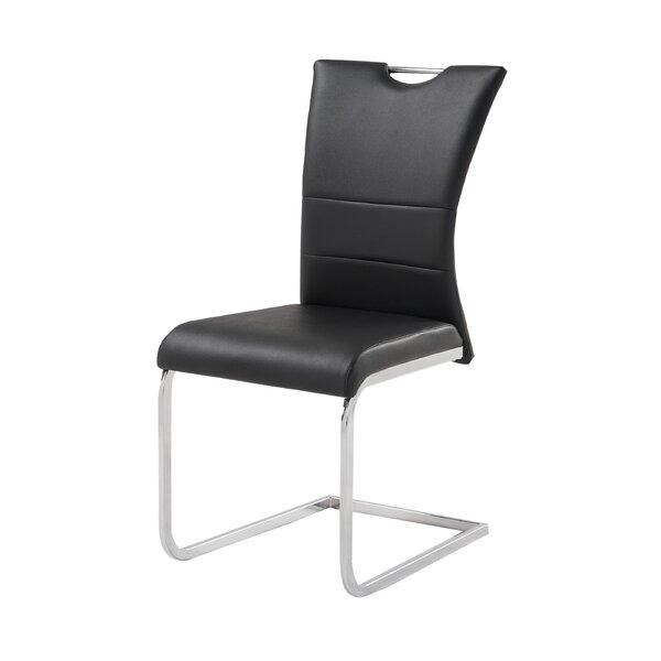 Somnus Side Chair (Set of 4) by Orren Ellis
