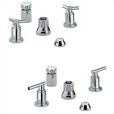 AtrioVertical Spray Bidet Faucet, Less Handles by Grohe
