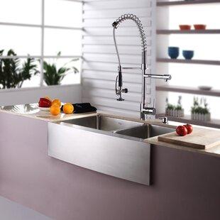 save - Double Farmhouse Sink