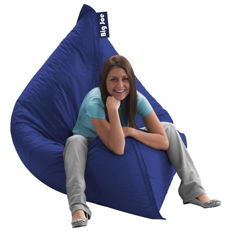 Comfort Research Big Joe Bean Bag Chair Amp Reviews Wayfair Ca