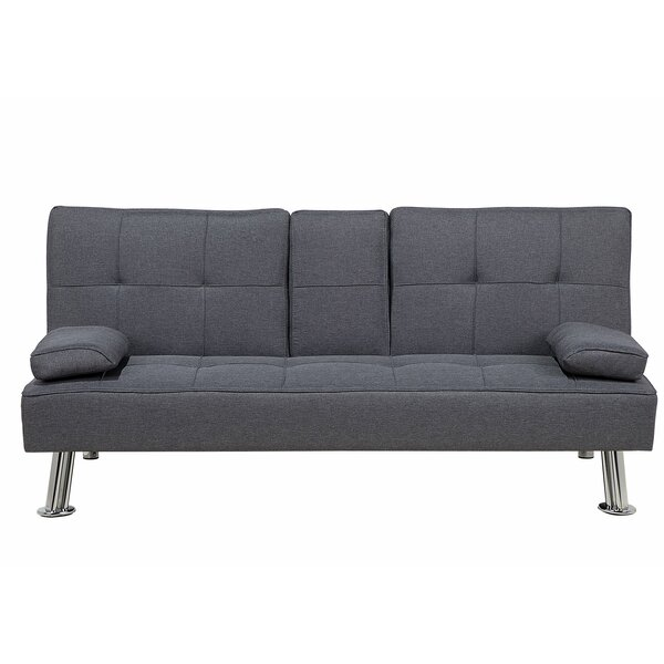 Yonker Settee by Ebern Designs
