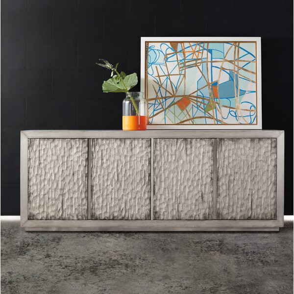 Melange Claydon Credenza by Hooker Furniture