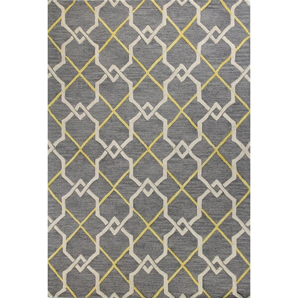 Rajapur Grey Area Rug By Bashian Rugs.