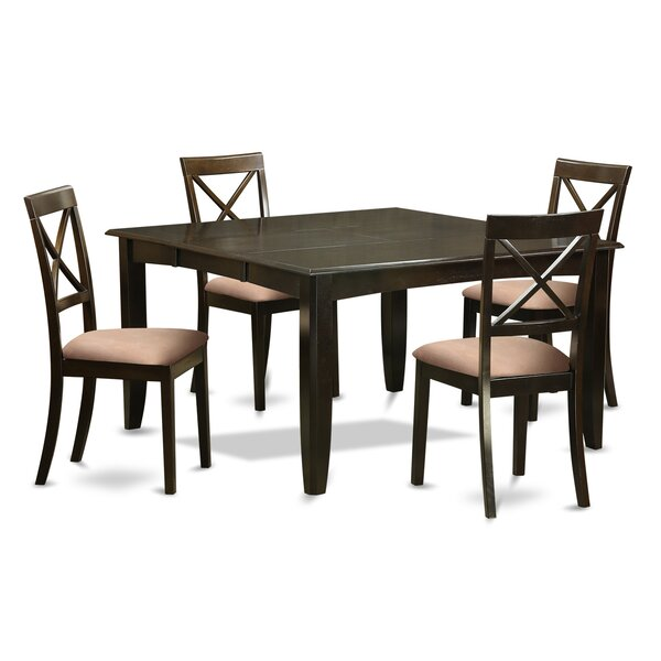 Pilning 5 Piece Dining Set by August Grove