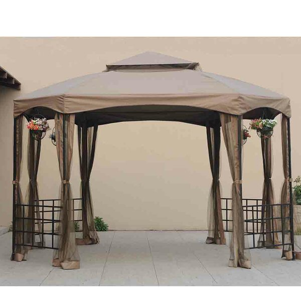 Replacement Mosquito Netting for Sienna Octagon Gazebo by Sunjoy