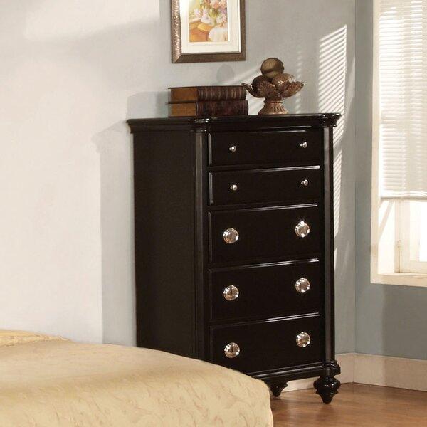 Garrick 5 Dresser by Three Posts