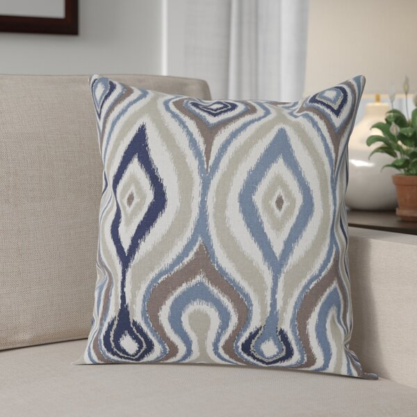 Janell Throw Pillow by Winston Porter