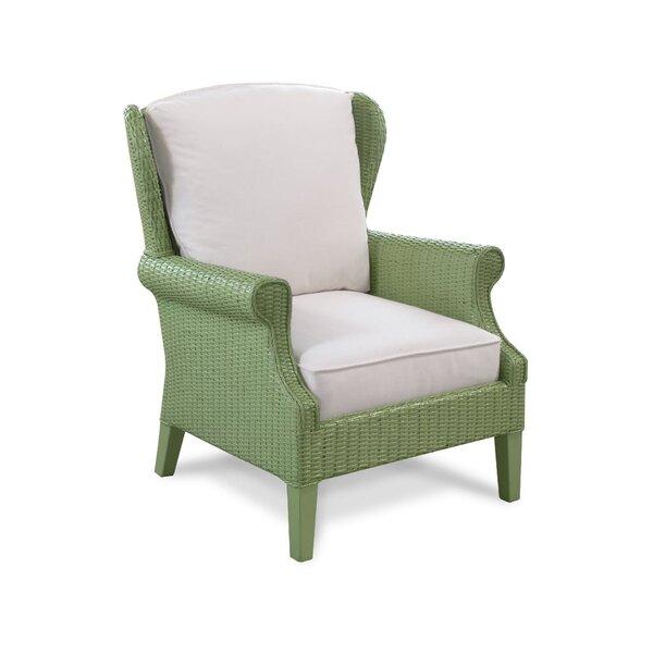 Havana Wingback Chair by Braxton Culler Braxton Culler