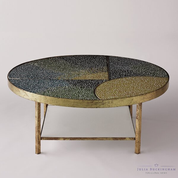 Julia Buckingham Tide Coffee Table by Global Views