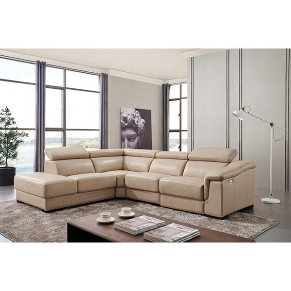 Onecre Sectional by Orren Ellis