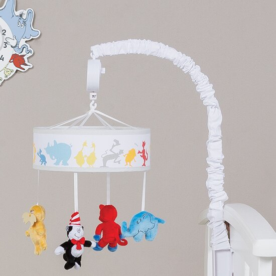 Trend Lab Dr. Seuss Friends Musical Mobile U0026 Reviews | Wayfair