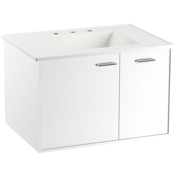 Jute™ 30 Vanity with 1 Door and 1 Drawer on Right by Kohler