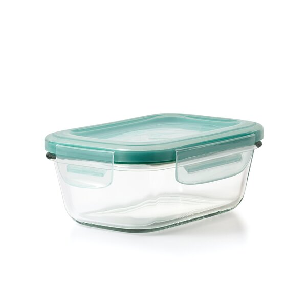 Good Grips Snap Glass Rectangle 12.8 Oz. Food Storage Container by OXO