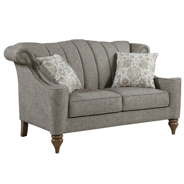 Mcilwain Loveseat By Darby Home Co