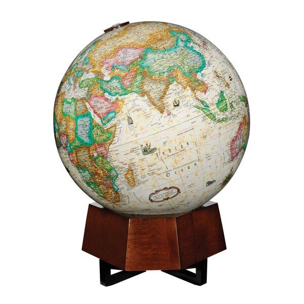 Frank Lloyd Wright Beth Sholom Globe by Replogle Globes