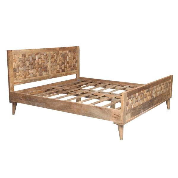 Luz Platform Bed by Millwood Pines