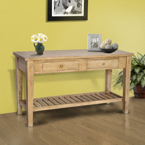 Klein Console Table by Rosecliff Heights Rosecliff Heights