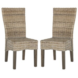 Calypso Solid Wood Dining Chair (Set Of 2)