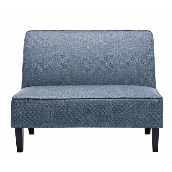 Upholstered Loveseat by Andeworld
