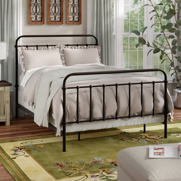 Blas Standard Bed by Gracie Oaks