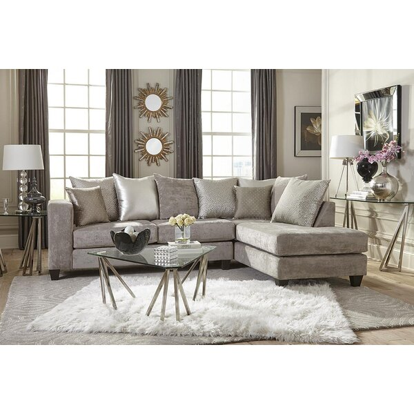 Dowell Right Hand Facing Sectional By Mercer41