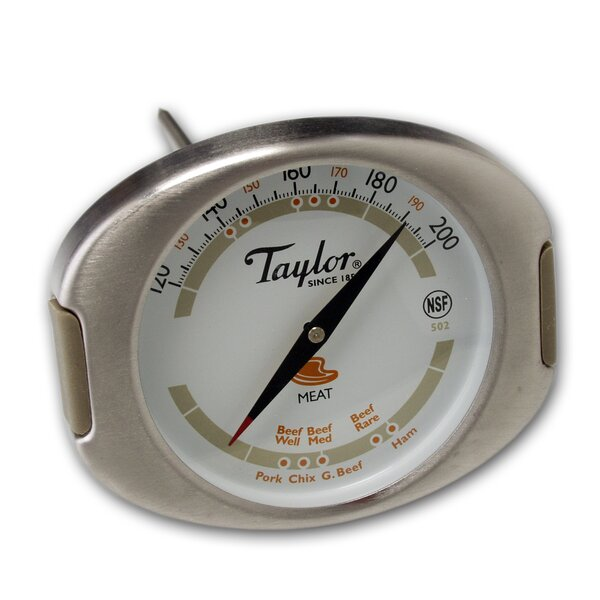 Connoisseur Meat Thermometer by Taylor
