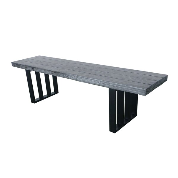 Onion Creek Outdoor Picnic Bench by Union Rustic