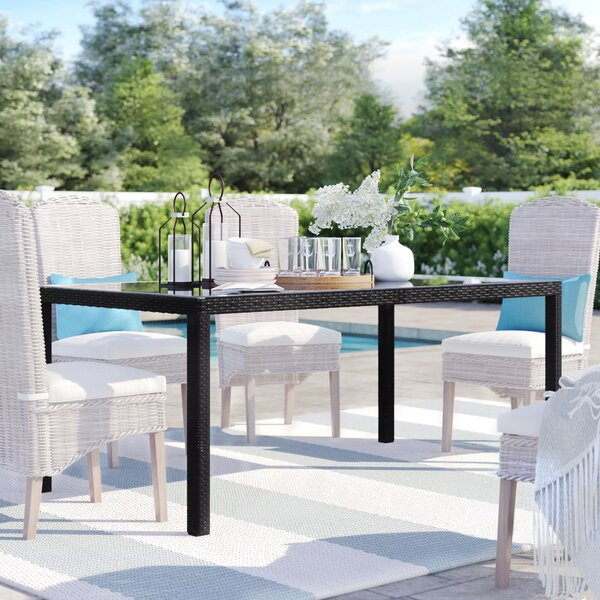 Brentwood Dining Table by Sol 72 Outdoor