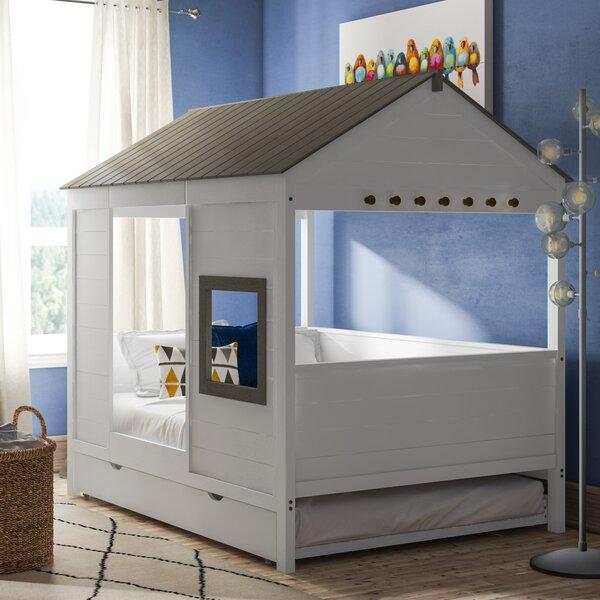 Platani Full Canopy Bed by Mack & Milo