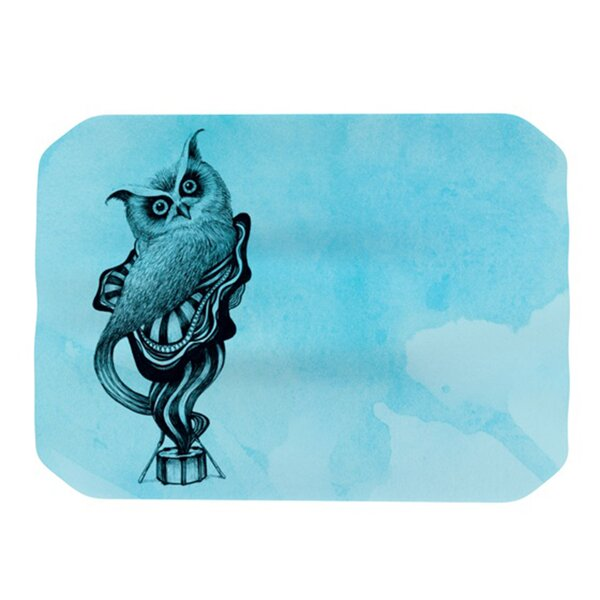 Owl III Placemat by KESS InHouse