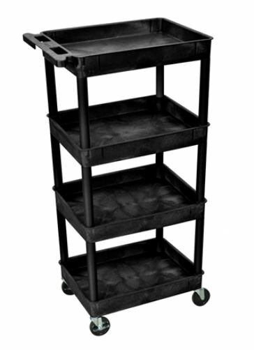 Utility Cart By Luxor.