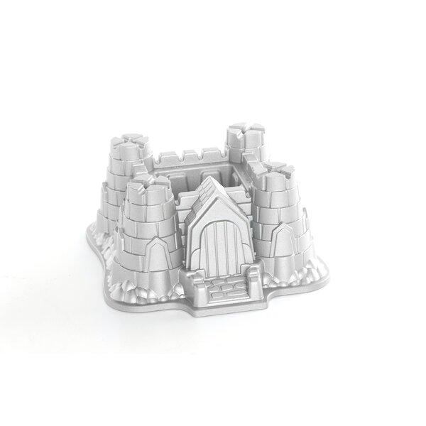 Bundt Brand Bakeware Pro-Cast Castle Bundt Pan by Nordic Ware