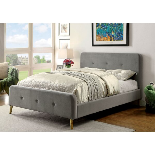 Lanell Upholstered Platform Bed by Latitude Run