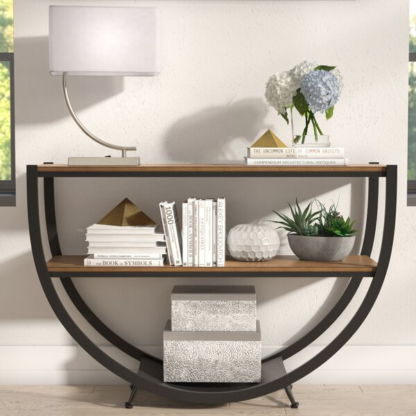 Goodlow Console Table by Mercury Row