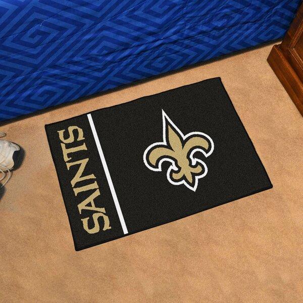 NFL - New Orleans Saints Starter Doormat by FANMATS