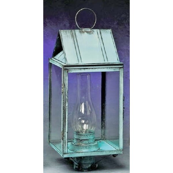 300 Series 1-Light Lantern Head by Brass Traditions