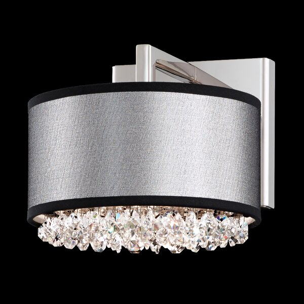 Eclyptix 1-Light Armed Sconce by Schonbek