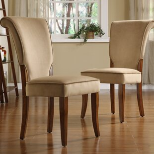 Testa Upholstered Dining Chair (Set of 2)
