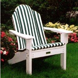 Outdoor Sunbrella Adirondack Chair Cushion